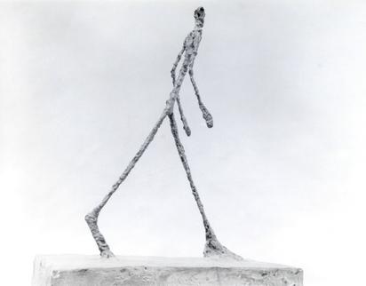 Matter Herbert, Man walking