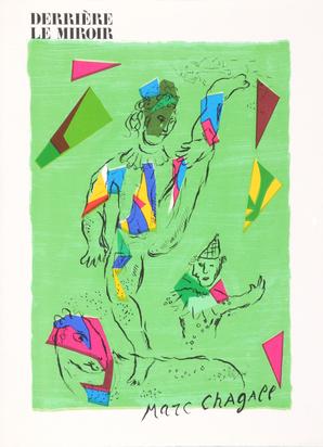 Derrière le Miroir, Chagall, No. 235