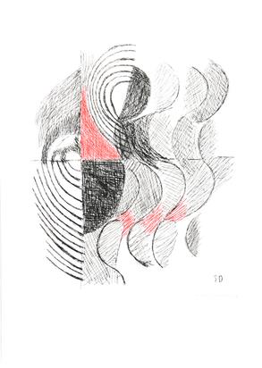 Delaunay Sonia, Untitled
