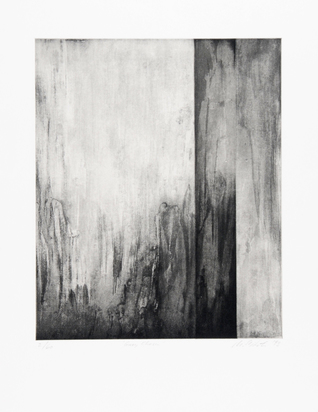 Biberstein Michael, 3 sheets: Grey Chasm, 1993; Soft Attraction, 1993; Untitled