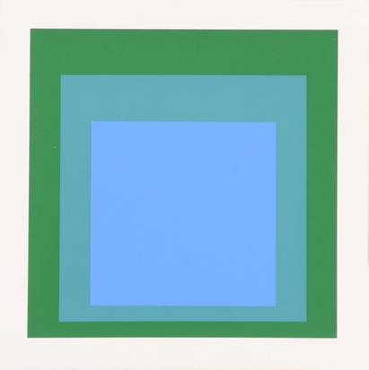 Albers Josef, Formulation: Articulation