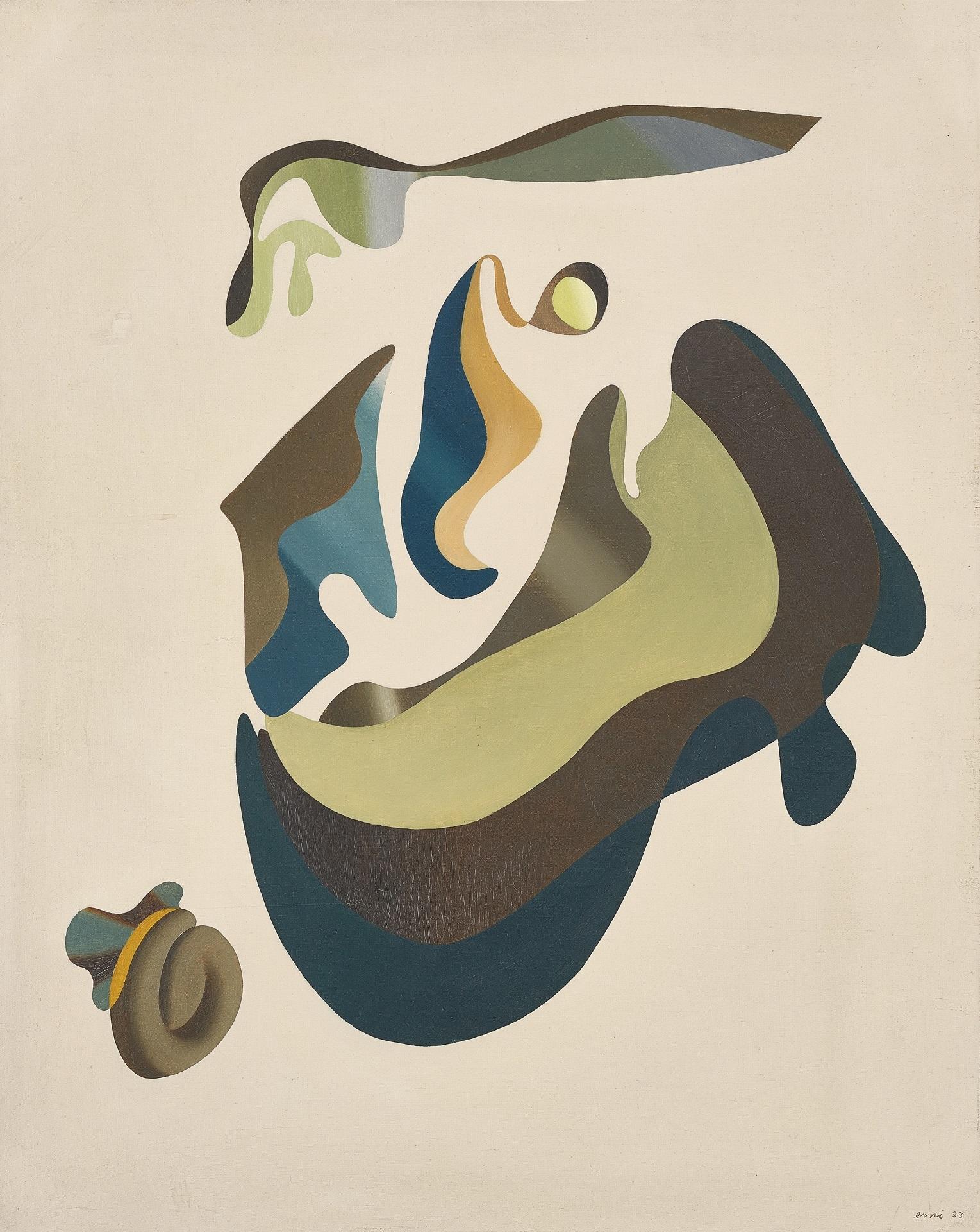 Erni Hans, Composition