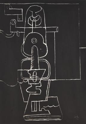 Corbusier Le, Verres et bouteilles