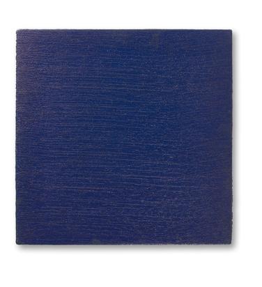 Villinger Dieter, Pariser Blau