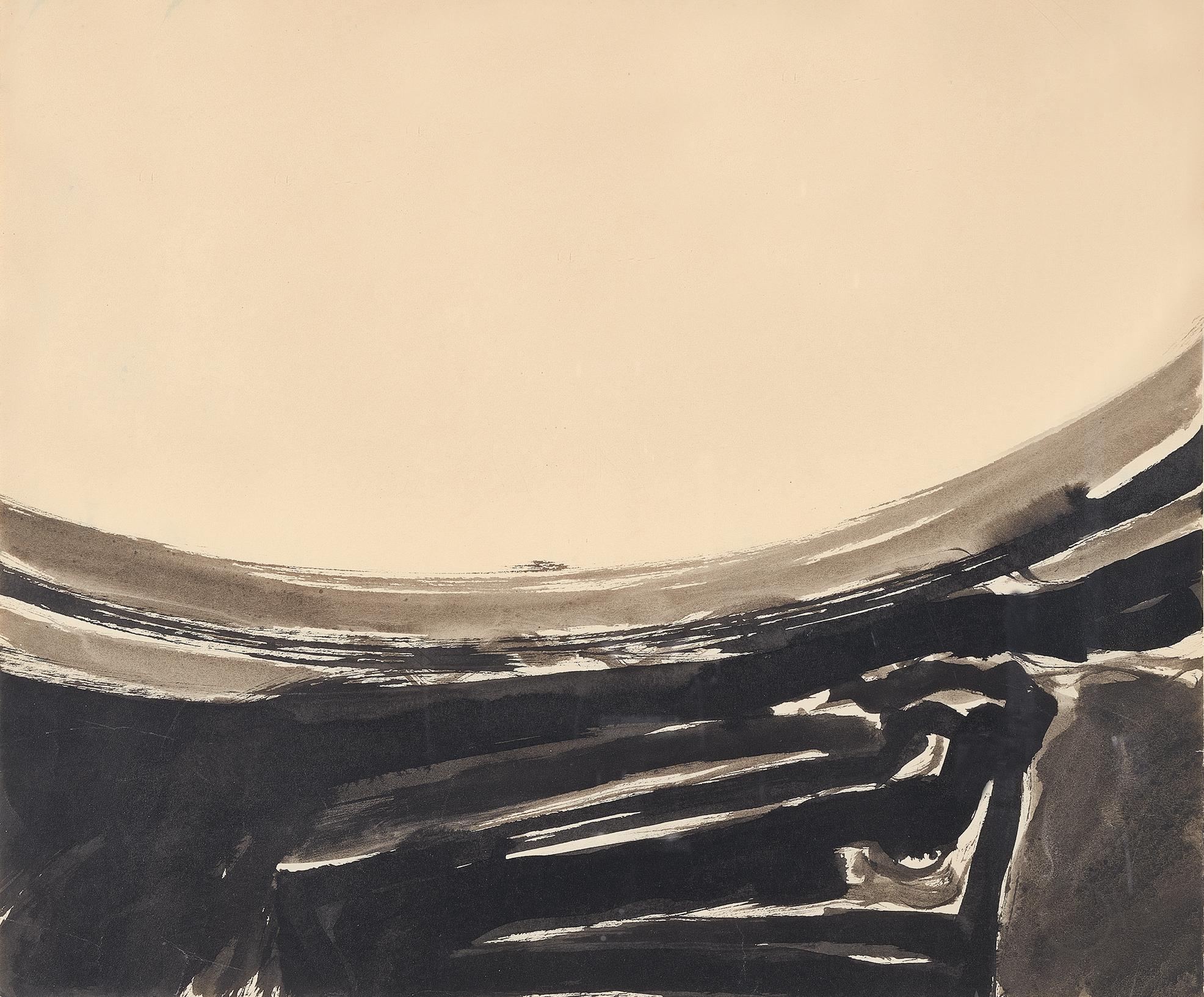 Francis Sam, Untitled, SF 49-040