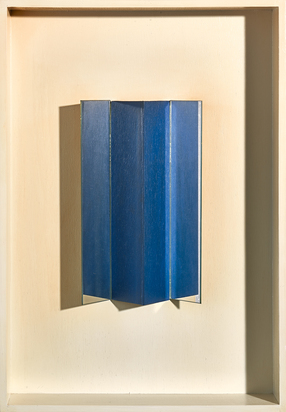 Megert Christian, Untitled - Mirror Object