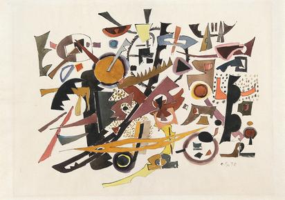 Hofmann Otto, Untitled