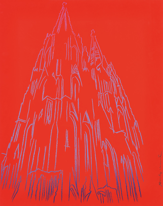 Warhol Andy, Cologne Cathedral