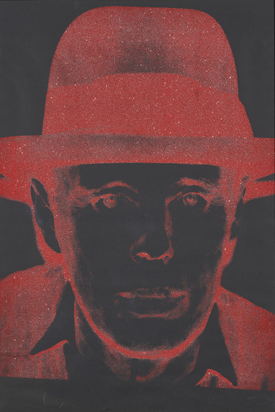 "Warhol Andy, Sheet from ""Joseph Beuys"""