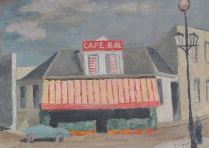 Brügger Arnold, Café Bal