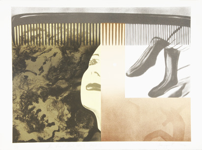 Rosenquist James, The Light That Won't Fail I