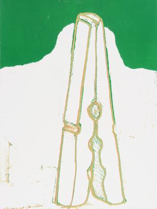 Iseli Rolf, 3 sheets: Tütschi, 1969; Chlämmerli Variation 4, 1970; Grosser Kuchen