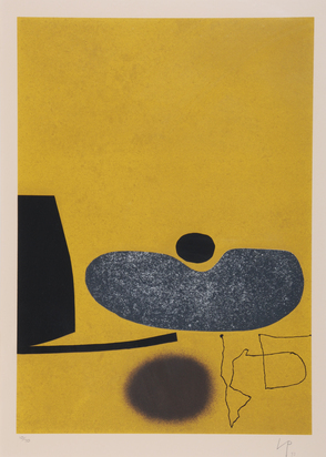 Pasmore Victor, Points of Contact No. 16