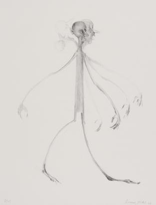 Hutter Schang, 6 sheets: Bewegung