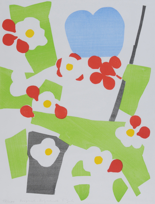 Gehr Ferdinand, Apfelblüten
