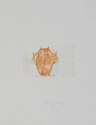"""Beuys Joseph, Schamanentrommel, aus """"Tränen"""""""