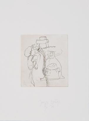 """Beuys Joseph, Die Mütter, aus """"Zirkulationszeit"""""""