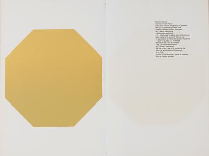 Mosset Olivier, Book. Untitled
