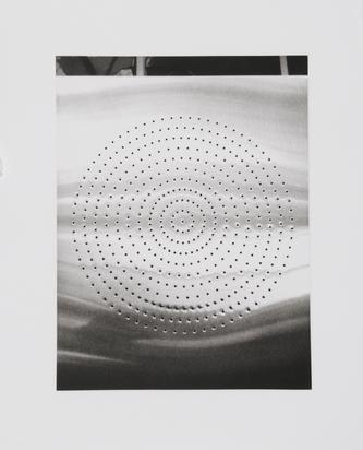 Marclay Christian, Folder. Sound Holes