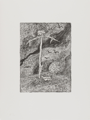 Dürrenmatt Friedrich, Mappe. Selbstgespräch