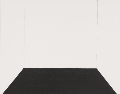 Spescha Matias, Folder. Perspektive, optische Täuschung und malerischer Raum