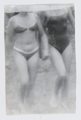 Tichy Miroslav, Two Women in Swimsuit, Moravia 1970