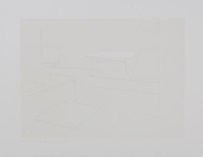 Grafik, 11 sheets: P. Steir; M. Schneider; Atelier E.W.; Epule; Koppenhöfer; A. Hahn (2); Anonymous (5)