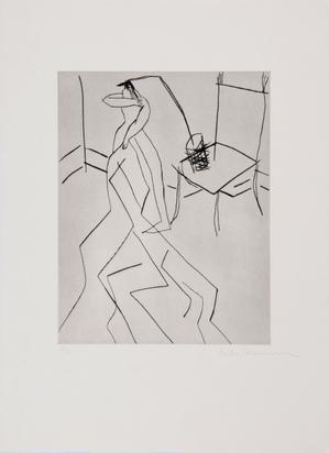 Ikemura Leiko, 11 sheets: Untitled
