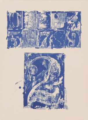 Johns Jasper, Leo Castelli (Gallery Exhibition)