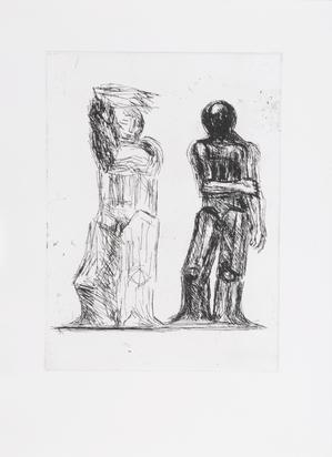 Wotruba Fritz, Portfolio. Eugène Ionesco. Discours d'ouverture du Festival de Salzbourg, 1972 par Eugène Ionesco
