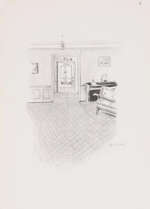 Folder. Zehn Lithografien (Sheets from Scherbenhof)