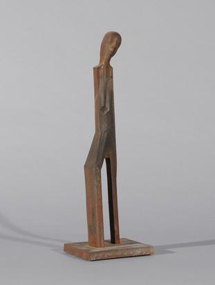 Hutter Schang, Stehende (Standing Woman)