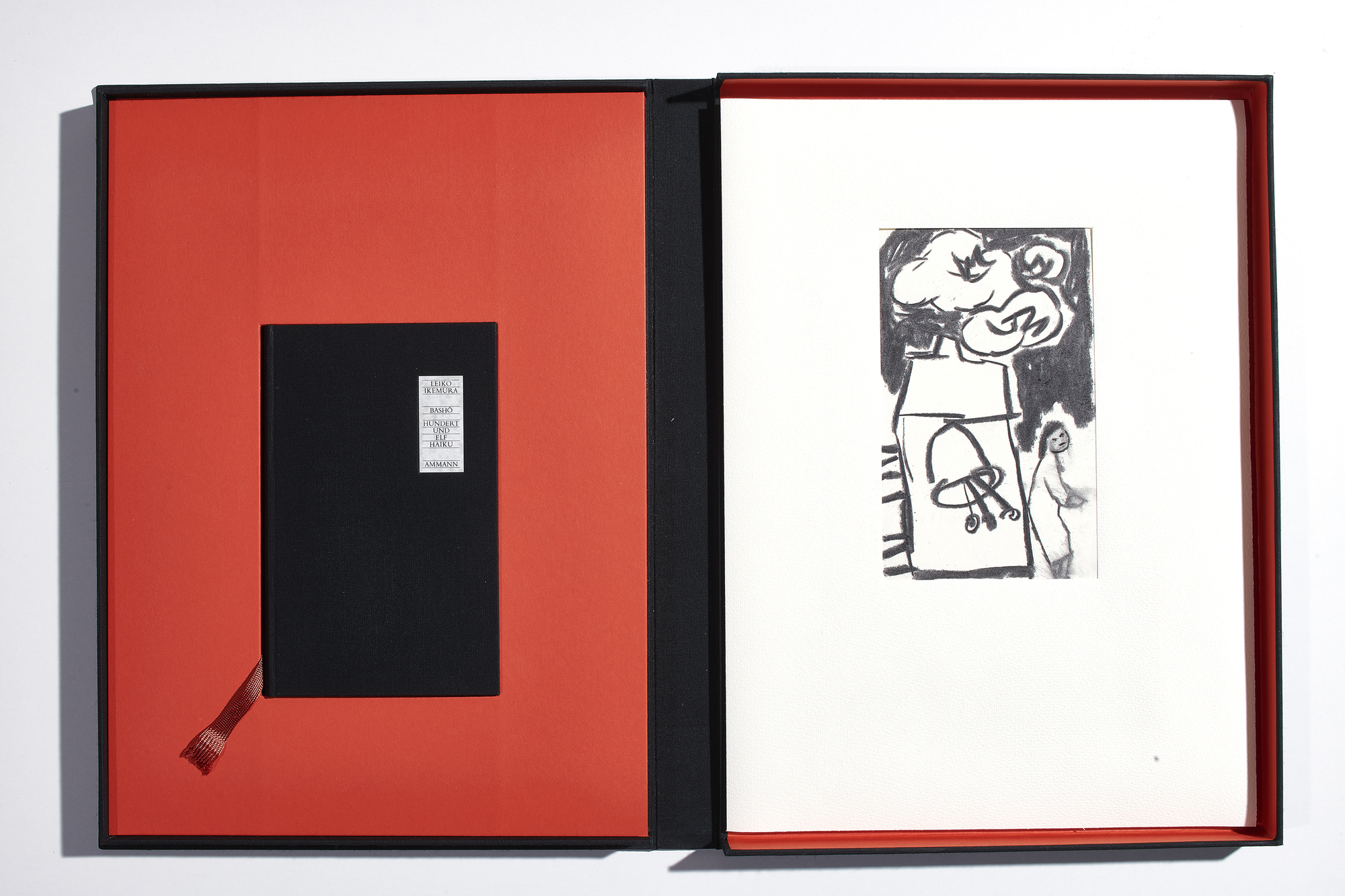 Ikemura Leiko, Book. Hundertundelf Haiku