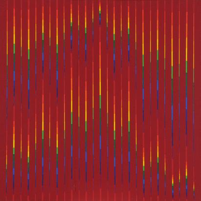 Minoli Paolo, 2 works: Per il poeta d'una notte d'agosto, 1991; Per il poeta ...l'ora è tarda e rigata di blu