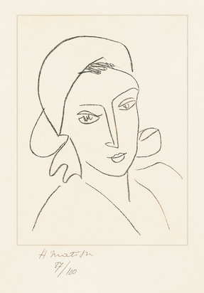 Matisse Henri, Catherinette