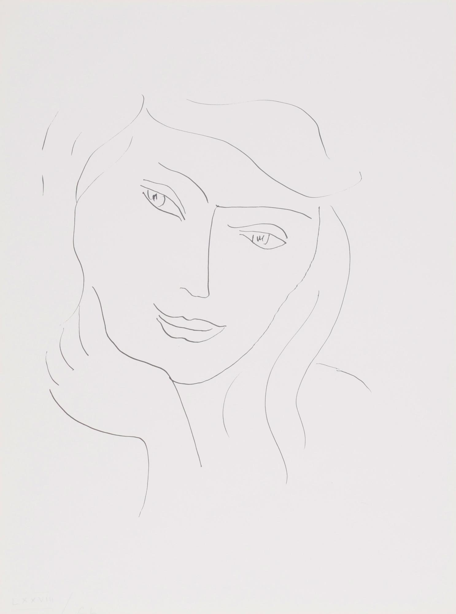 Grafik, 8 sheets: H. Matisse; J. Cocteau; P. Picasso (after); J. Cocteau; P. Bonnard; B. Salinas; S. Hasegawa; J.P. Cassigneul; G. Bardone