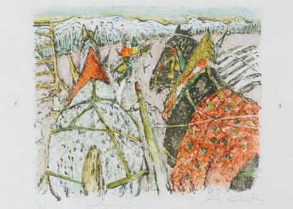 Carigiet Alois, Im Geschirr 2