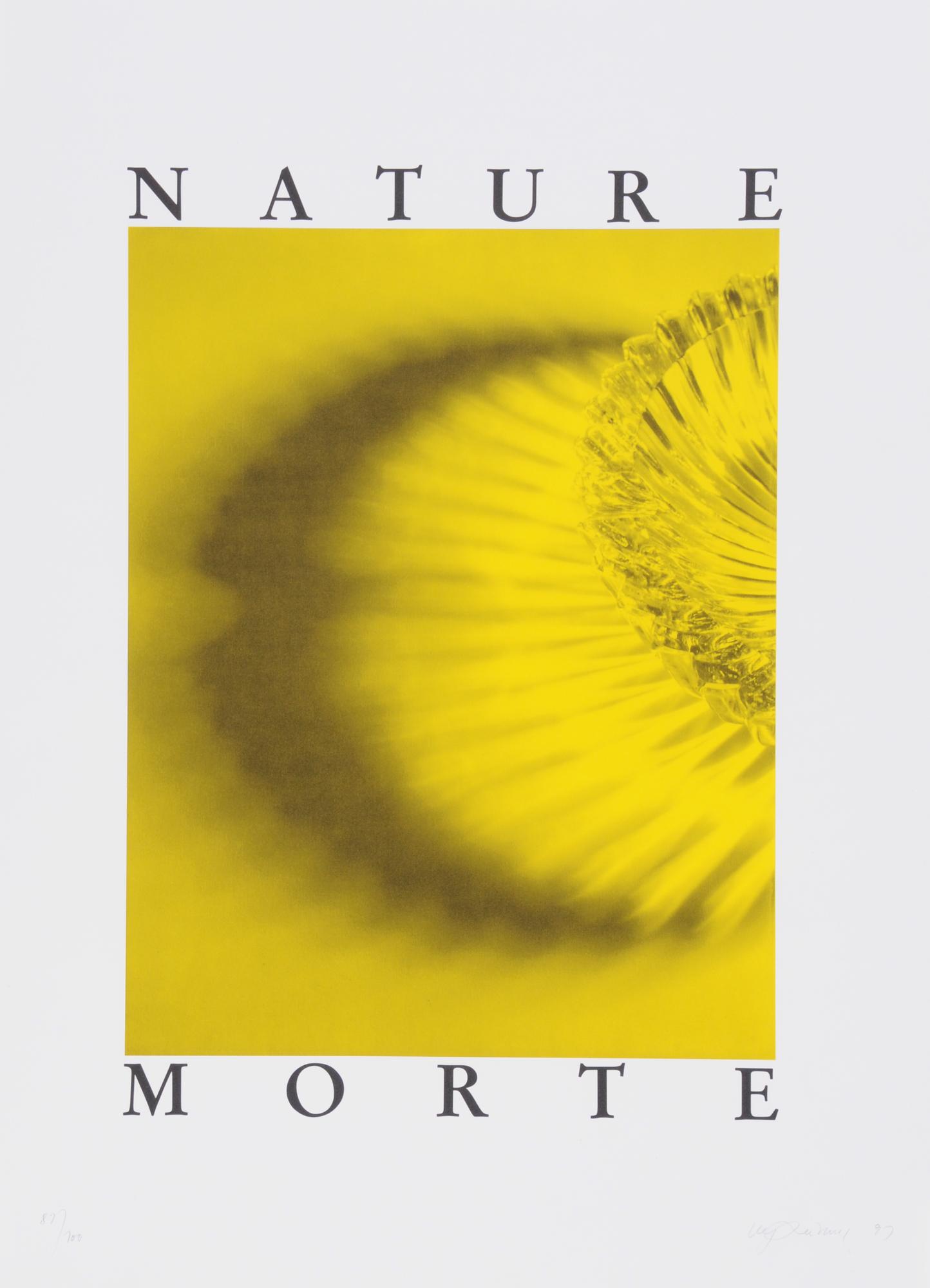 Lüthi Urs, Nature Morte