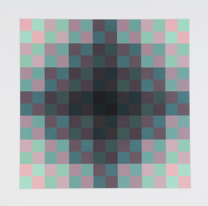 Demarco Hugo, 6 sheets: Relation couleur