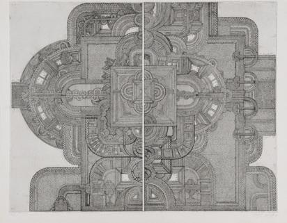 Gachnang Johannes, Portfolio. Die neue historische Architektur des Johannes Gachnang