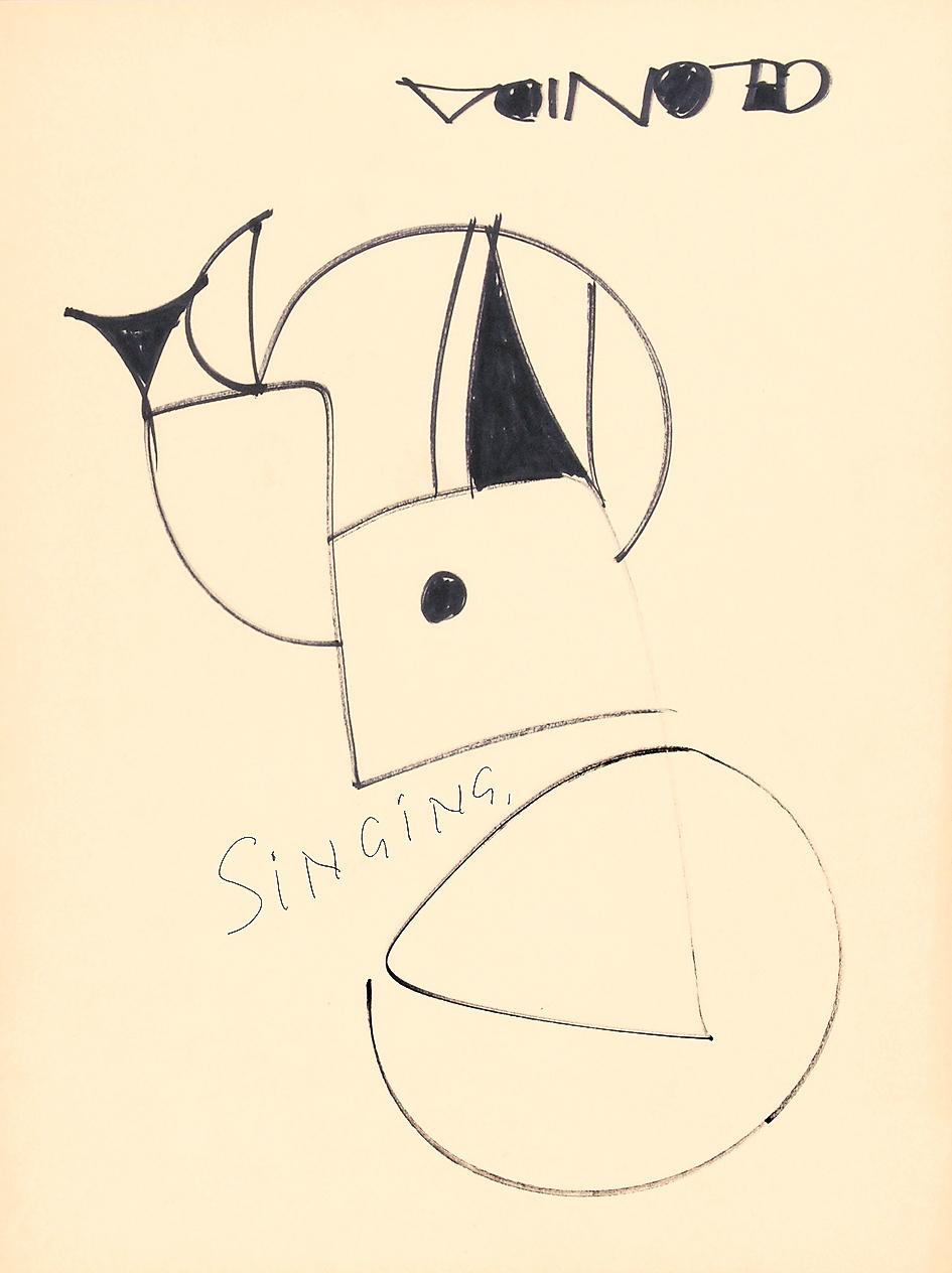 Seidel Jochen, Singing