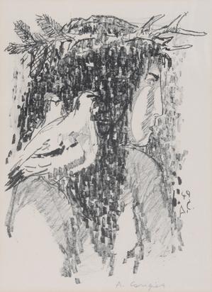 Carigiet Alois, Wintertag
