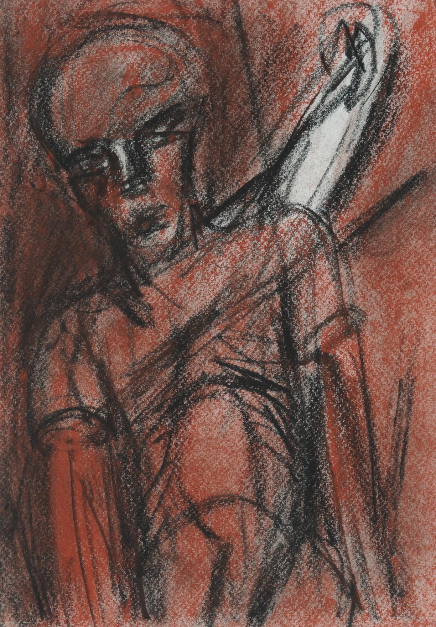 Müller Josef Felix, 3 sheets: Untitled