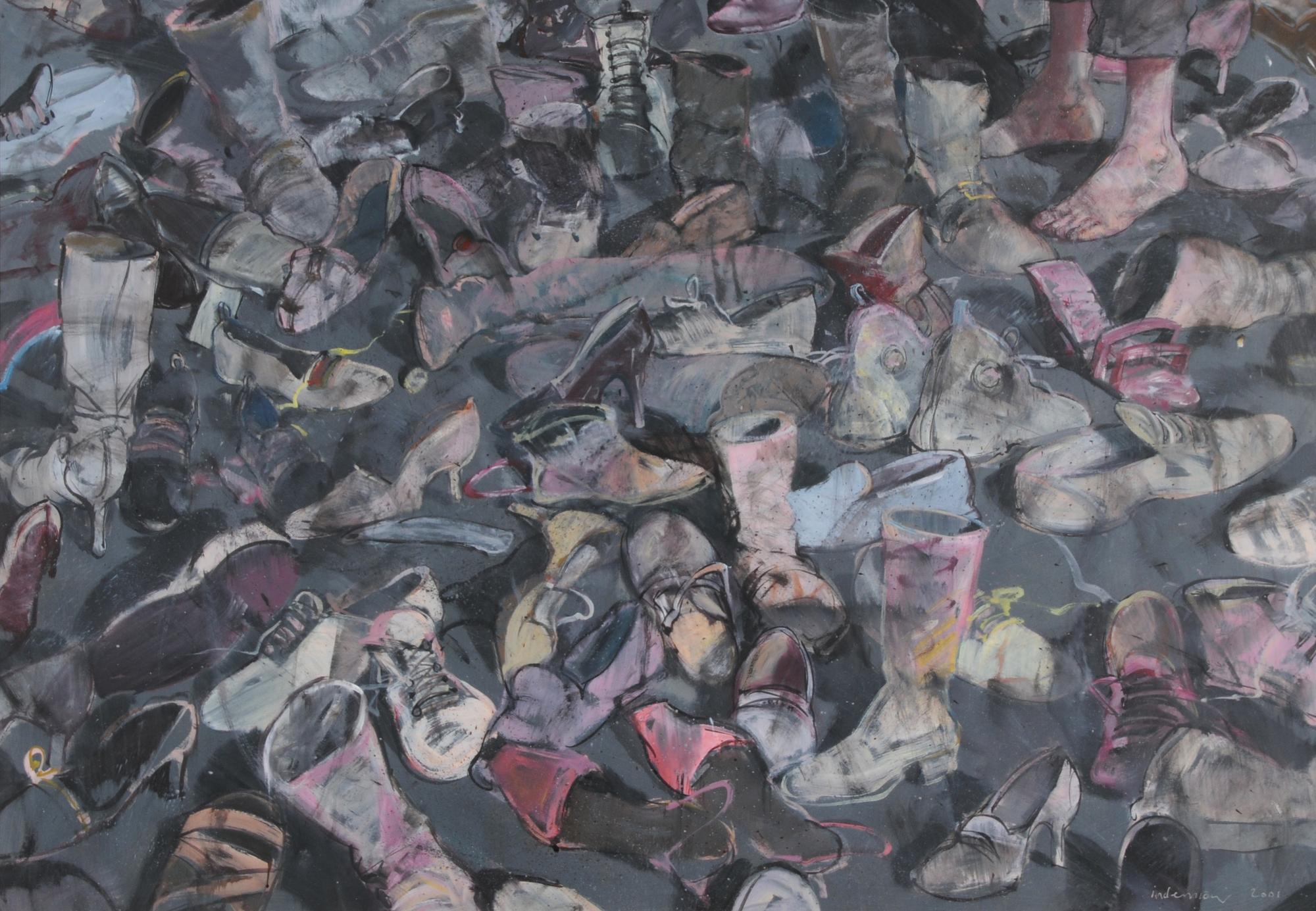 Indermaur Robert, Bild No. 14, Casa Grande Collection, Schuhe