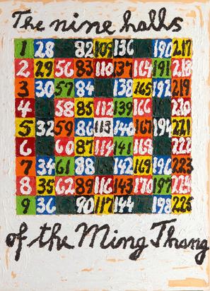 The Nine Halls of the Ming Thang
