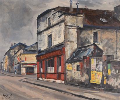Oguiss Takanori, Rue Riquet