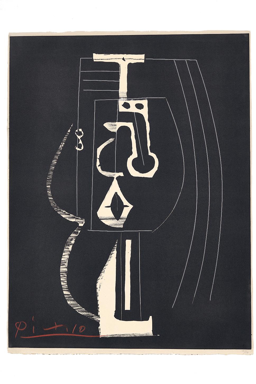 Picasso Pablo, Composition