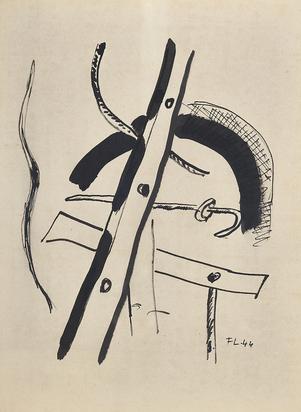 Léger Fernand, Composition