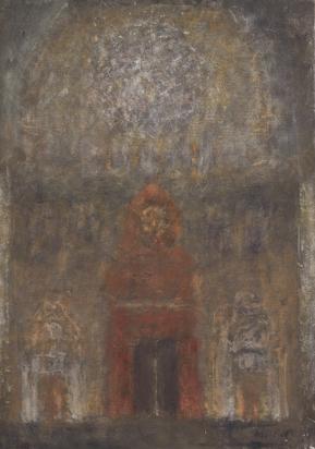 Music Zoran, Intérieur de cathédrale