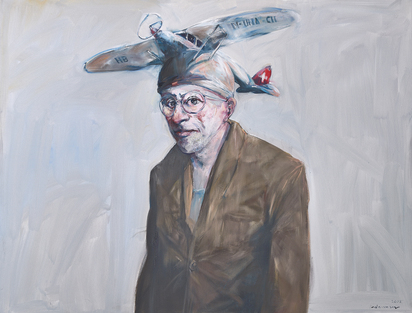 Indermaur Robert, Der Überflieger